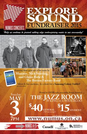 Explore Sound Fundraiser