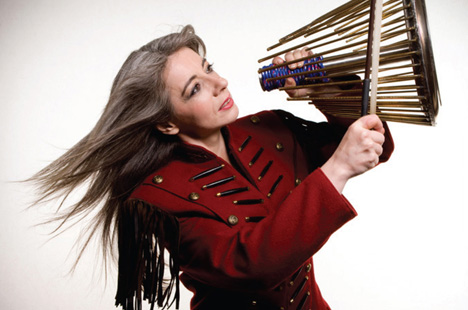 Evelyn Glennie and the Manitoba Chamber Orchestra