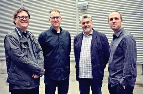 Nick Fraser Quartet